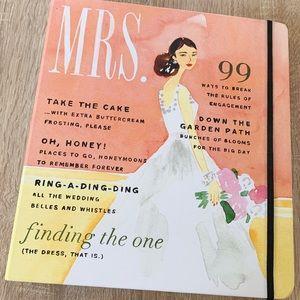 Kate Spade Wedding Planner Binder 1in